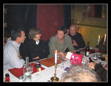Repas Noël 2006