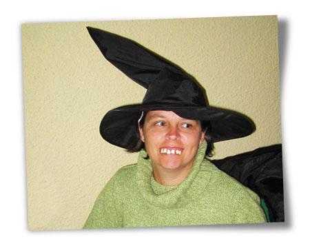 Corinne Halloween