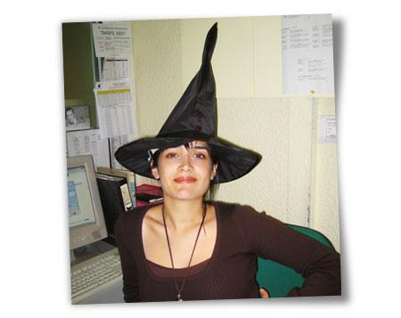 Marie Halloween