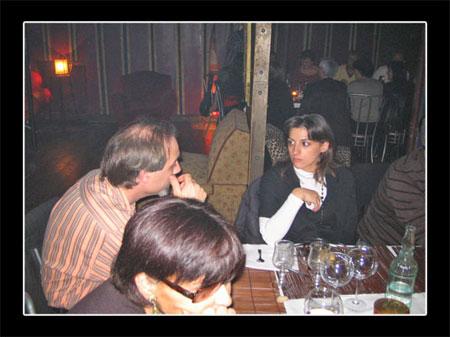 Repas Noël 2007