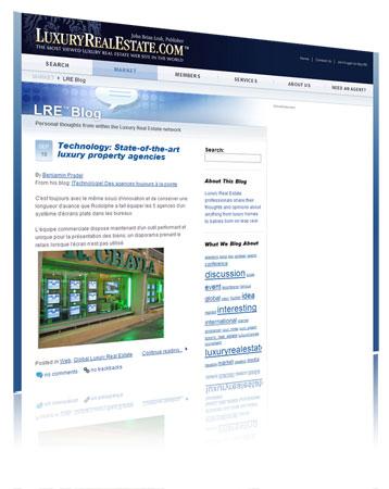 Luxury Real Estate Blog