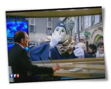 Le Carnaval de Limoux sur TF1