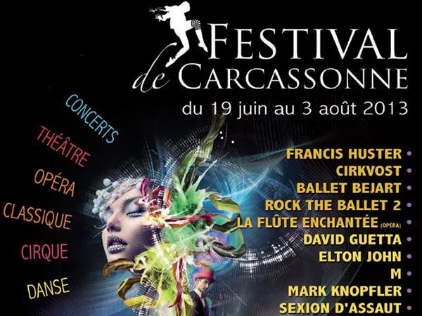 Festival de la Cité de Carcassonne 2013