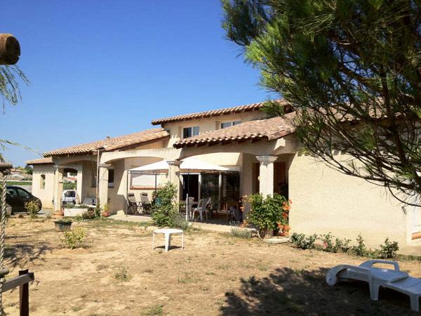 Très belle villa à 15 min de Carcassonne