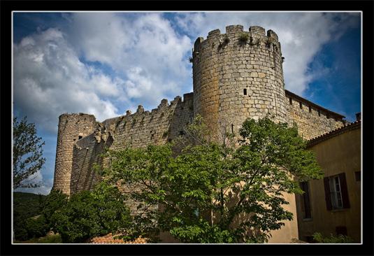 Château de Villerouge Terménès