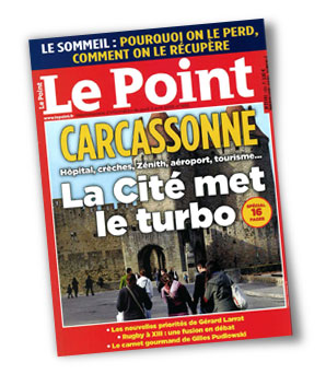 Le Point spécial Carcassonne