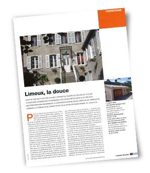 Article Limoux Maisons & Appartements
