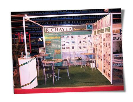 Salon habitat Carcassonne 2003