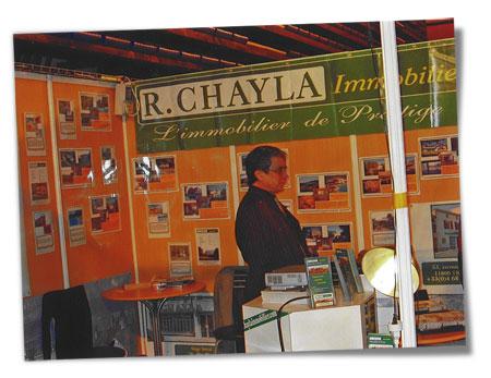 Salon habitat Carcassonne 2004
