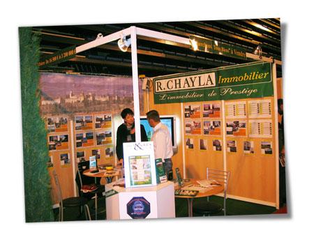Salon habitat Carcassonne 2005