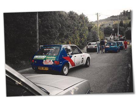 Sponsoring course automobile amateur