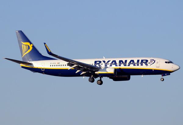 Ligne Ryanair Carcassonne - Beauvais
