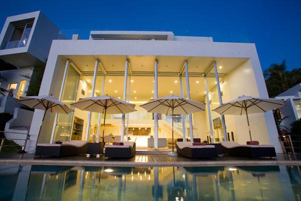Villa Beige à Koh Samui