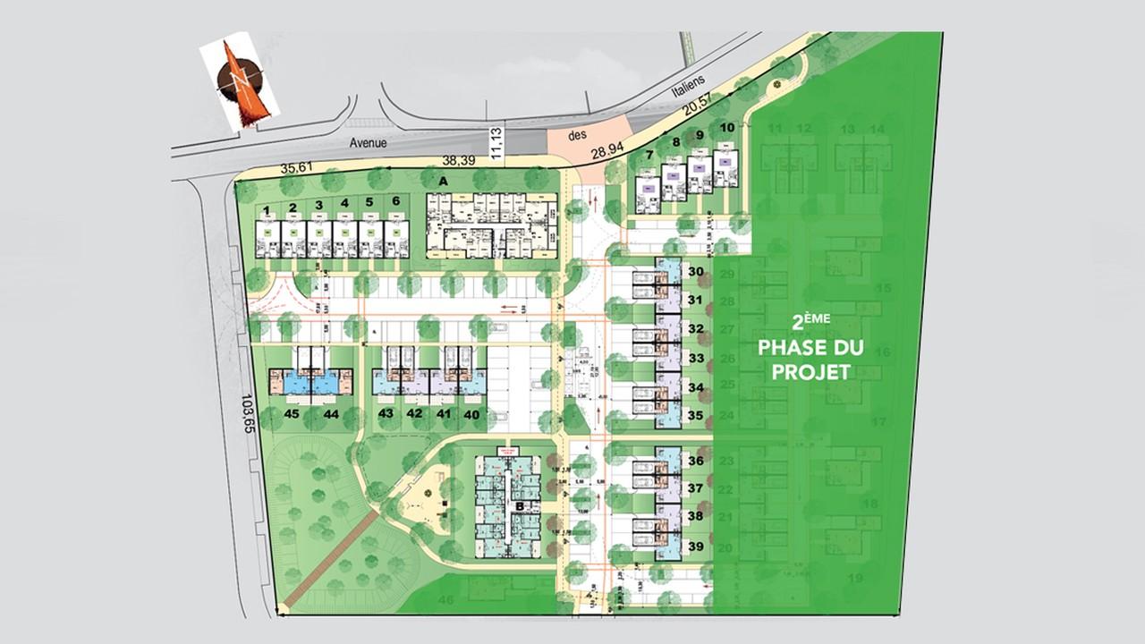 Défiscalisation La Salvetat Saint-Gilles - Domaine Camp Loung