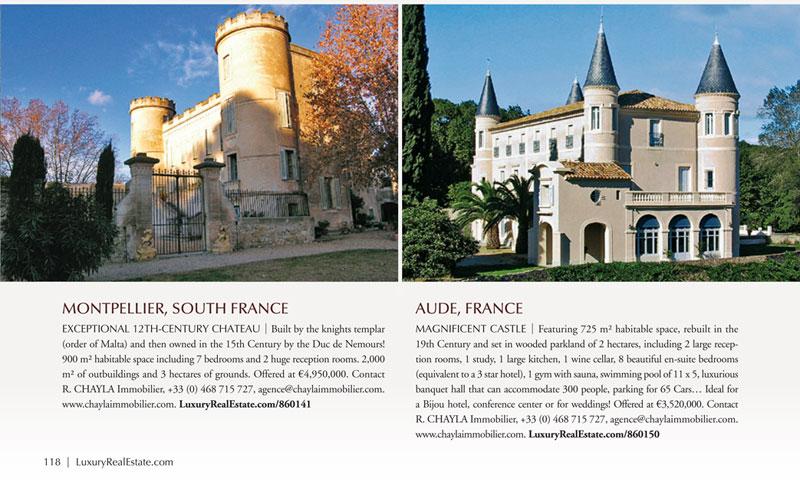 LuxuryRealEstate Magazine