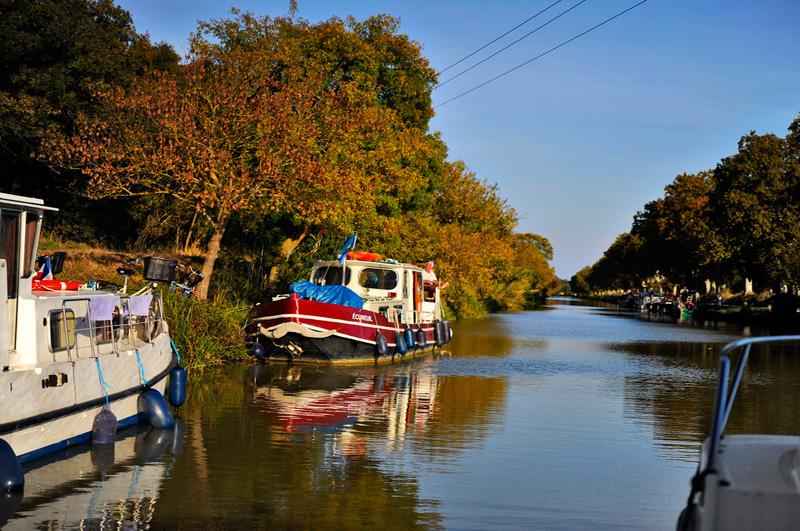 Canal du Midi Carcassonne