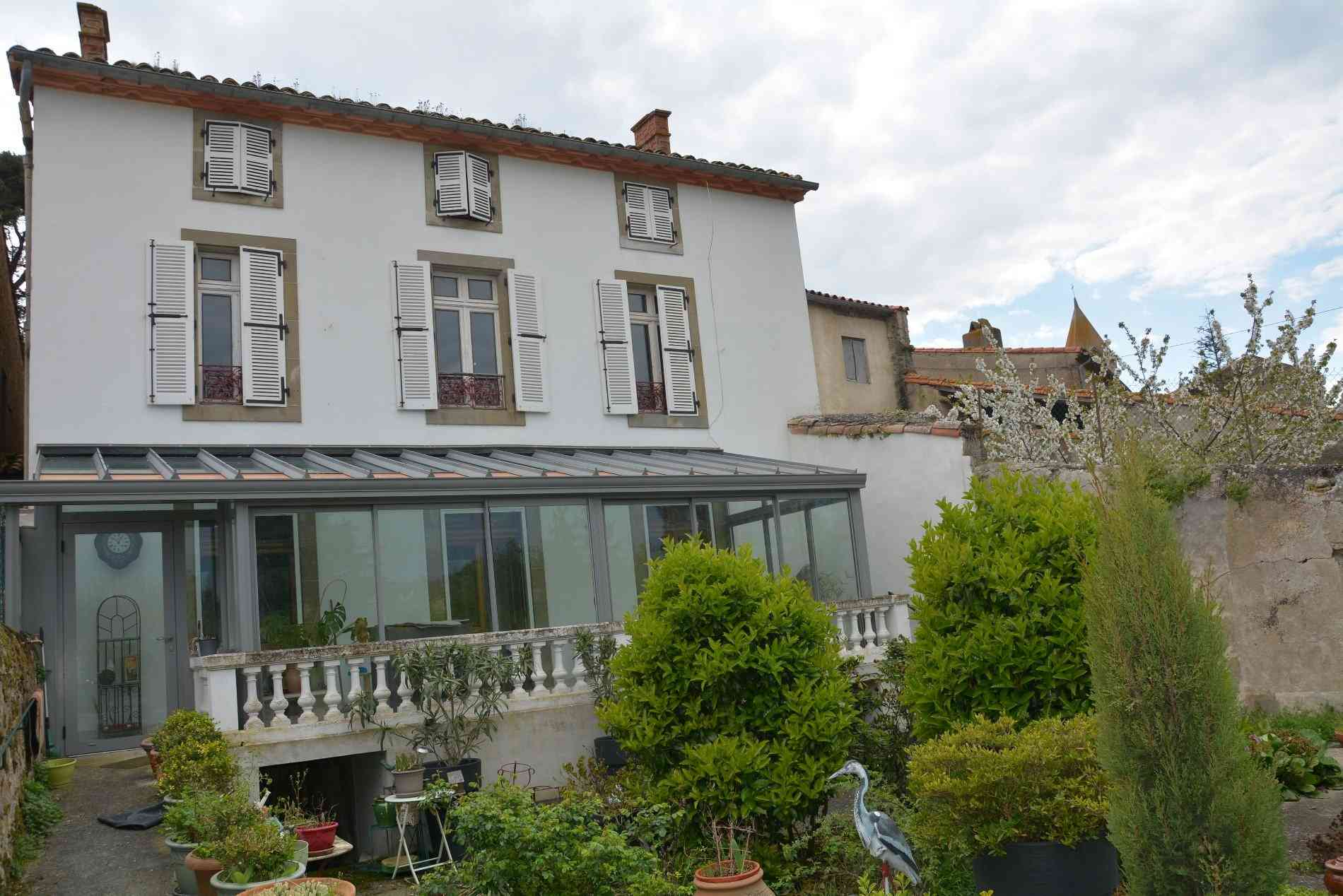 Maison CARCASSONNAIS | 214 000 €