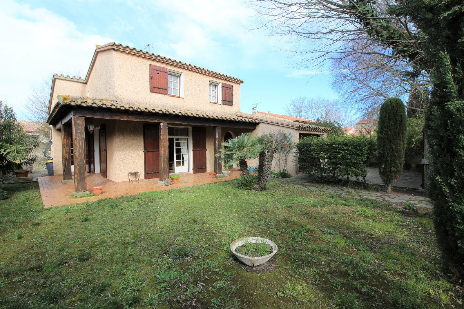 House CARCASSONNE | 269 000 €